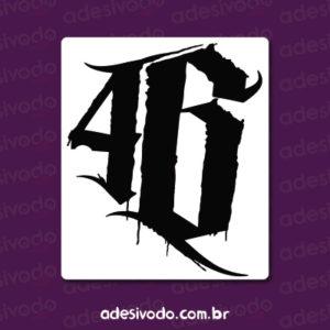 Adesivo Project46