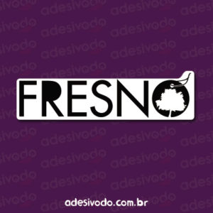 Adesivo Banda Fresno