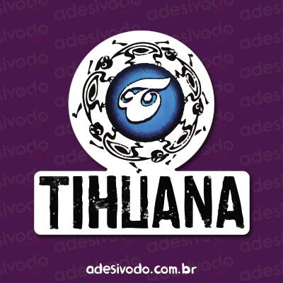 Adesivo do Tihuana