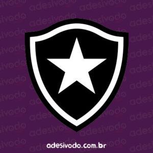 Adesivo do Botafogo