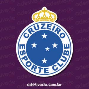 Adesivo do Cruzeiro