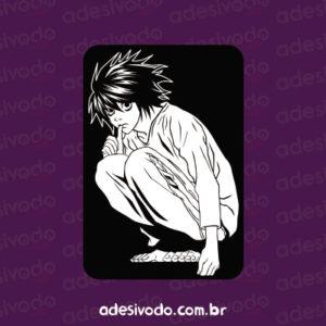 Adesivo Death Note L