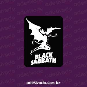 Adesivo do Black Sabbath