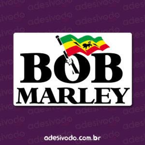 Adesivo do Bob Marley