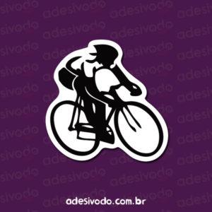 Adesivo do Ciclismo