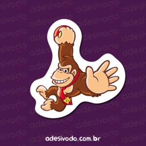 Adesivo do Donkey Kong