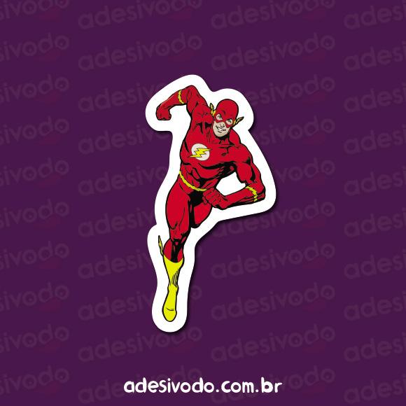 Adesivo do Flash
