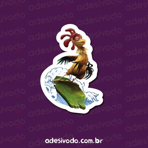 Adesivo do João Frango