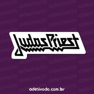 Adesivo do Judas Priest