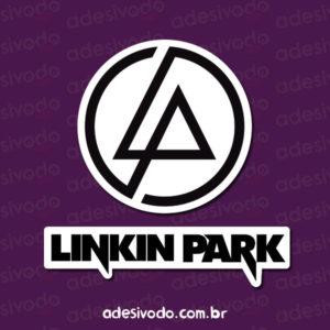 Adesivo do Linkin Park