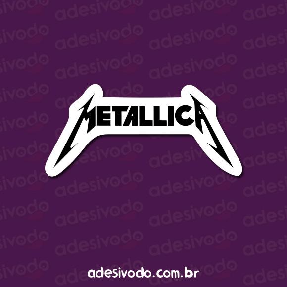 Adesivo do Metallica