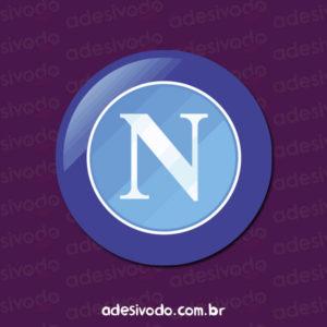 Adesivo Do Napoli