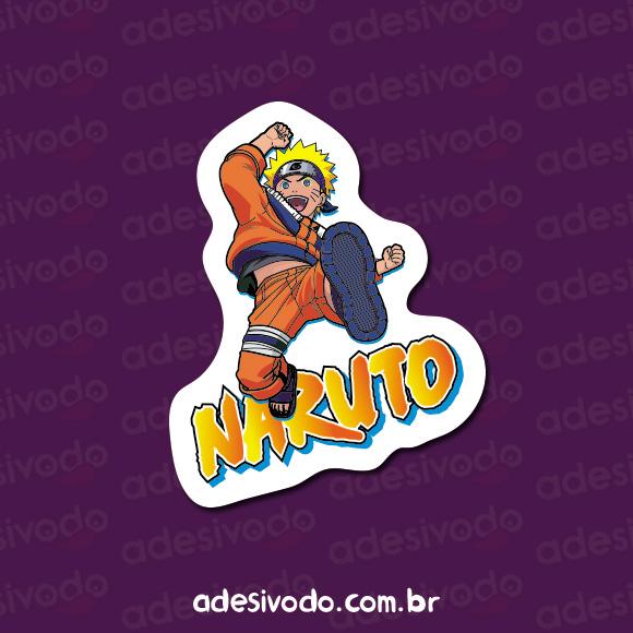 Adesivo Naruto