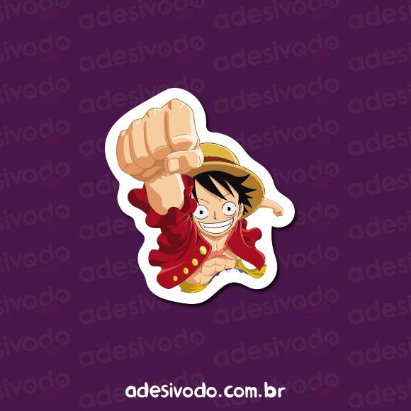 Adesivo do One Piece