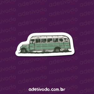 Adesivo do Ônibus 142