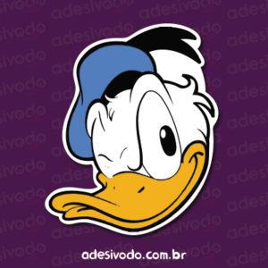 Adesivo Pato Donald