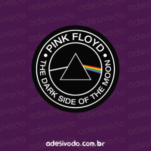 Adesivo do Pink Floyd