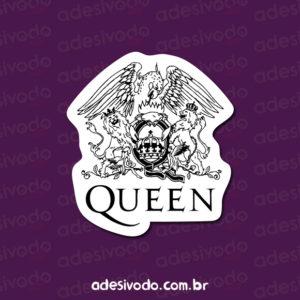 Adesivo do Queen