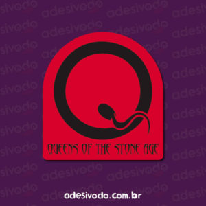 Adesivo Queens of the stone age