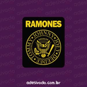 Adesivo dos Ramones