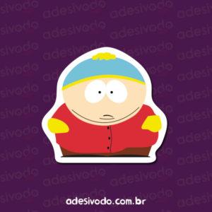 Adesivo do South Park Eric Cartman