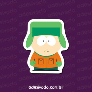Adesivo do South Park Kyle Broflovski