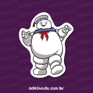 Stay Puft Marshmallow Caça Fantasmas
