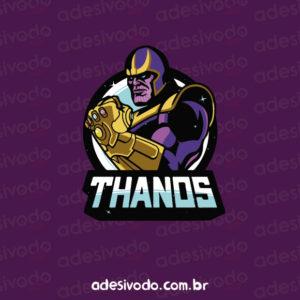 Adesivo do Thanos