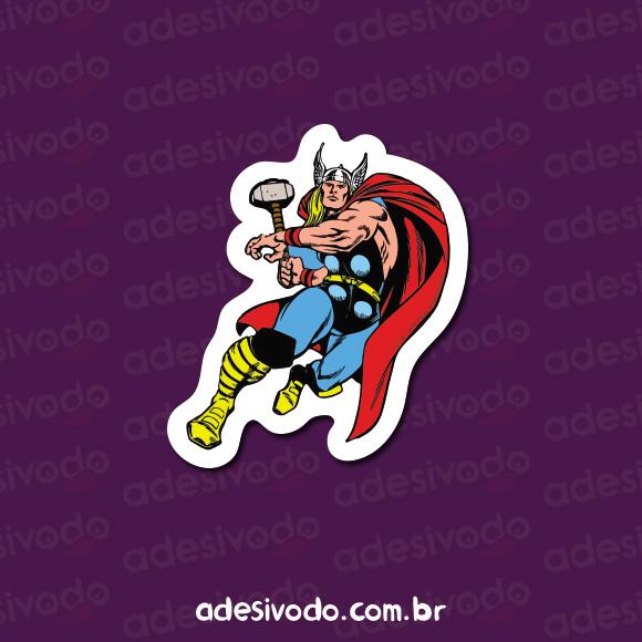 Adesivo do Thor