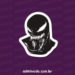 Adesivo do Venom