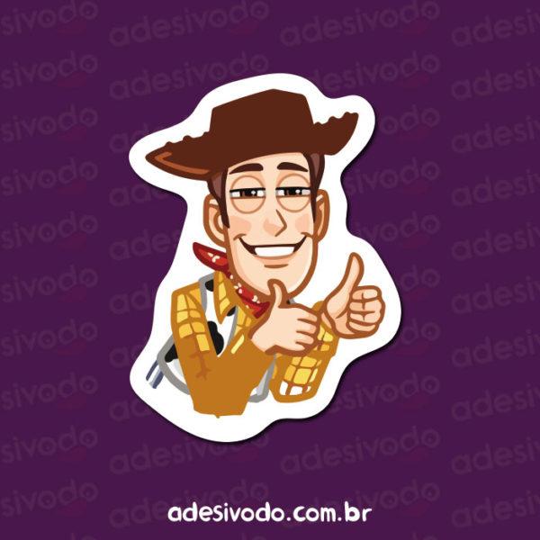 Adesivo do Xerife Woody