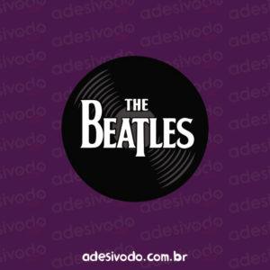 Adesivo dos Beatles