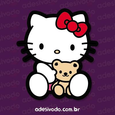 Adesivo Hello Kitty