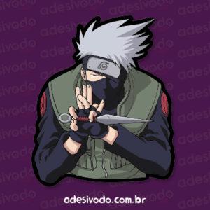 Adesivo Naruto Kakashi