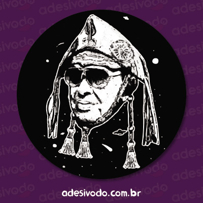 Adesivo Luiz Gonzaga