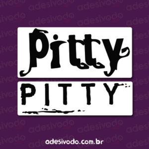 Adesivos da Pitty