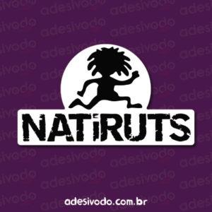 Adesivo do Natiruts