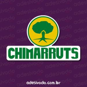 Adesivo do Chimarruts