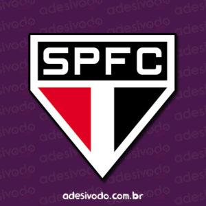 Adesivo do São Paulo