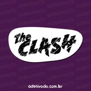 Adesivo The Clash