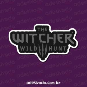 Adesivo The Witcher Wild Hunt