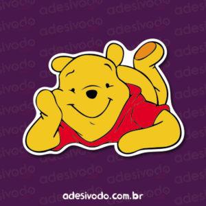 Adesivo do Ursinho Pooh