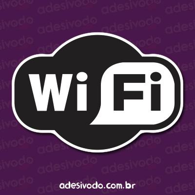 Adesivo Wi-fi
