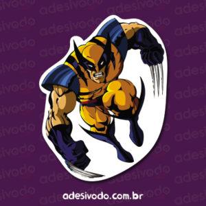 Adesivo do Wolverine