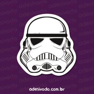 Adesivo do Stormtrooper Star Wars