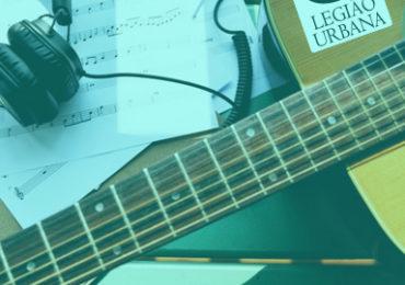 Adesivo para violão